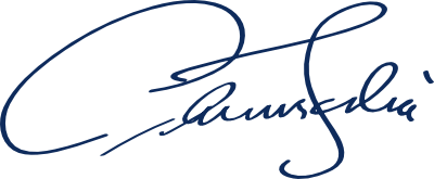 Signature du Fondateur de Selectoit