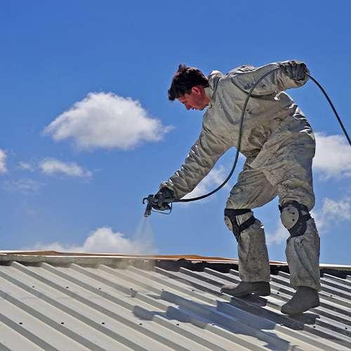 Service Peinture de toit Selectoit
